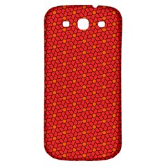 Flower Pattern Samsung Galaxy S3 S Iii Classic Hardshell Back Case by stockimagefolio1