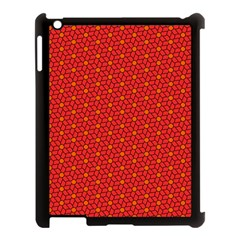 Flower Pattern Apple Ipad 3/4 Case (black) by stockimagefolio1