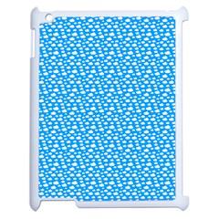 Cloud Pattern Apple Ipad 2 Case (white) by stockimagefolio1