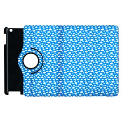 Cloud Pattern Apple Ipad 3/4 Flip 360 Case by stockimagefolio1