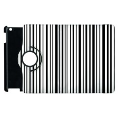 Barcode Apple Ipad 3/4 Flip 360 Case by stockimagefolio1
