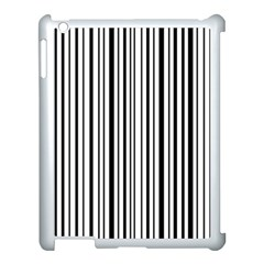 Barcode Apple Ipad 3/4 Case (white) by stockimagefolio1