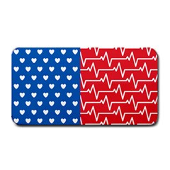 Usa Flag Medium Bar Mats