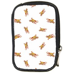 Crabs Photo Collage Pattern Design Compact Camera Cases by dflcprints