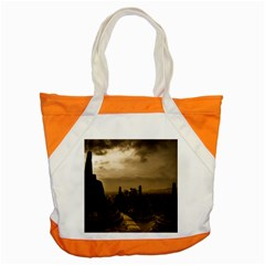 Borobudur Temple Indonesia Accent Tote Bag by Nexatart
