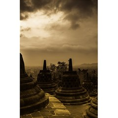 Borobudur Temple Indonesia 5 5  X 8 5  Notebooks