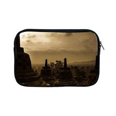 Borobudur Temple Indonesia Apple Ipad Mini Zipper Cases