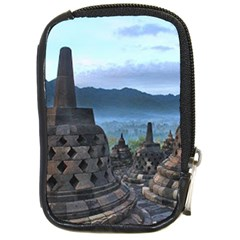 Borobudur Temple  Morning Serenade Compact Camera Cases