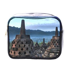 Borobudur Temple  Morning Serenade Mini Toiletries Bags