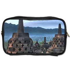 Borobudur Temple  Morning Serenade Toiletries Bags