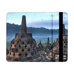 Borobudur Temple  Morning Serenade Samsung Galaxy Tab Pro 8 4  Flip Case