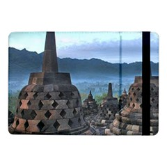 Borobudur Temple  Morning Serenade Samsung Galaxy Tab Pro 10 1  Flip Case