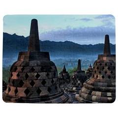 Borobudur Temple  Morning Serenade Jigsaw Puzzle Photo Stand (rectangular)