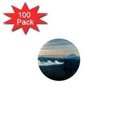 Bromo Caldera De Tenegger  Indonesia 1  Mini Magnets (100 Pack)