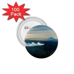 Bromo Caldera De Tenegger  Indonesia 1 75  Buttons (100 Pack)