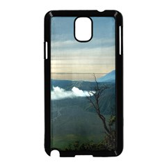 Bromo Caldera De Tenegger  Indonesia Samsung Galaxy Note 3 Neo Hardshell Case (black) by Nexatart