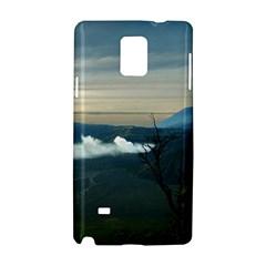 Bromo Caldera De Tenegger  Indonesia Samsung Galaxy Note 4 Hardshell Case by Nexatart