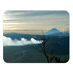 Bromo Caldera De Tenegger  Indonesia Double Sided Flano Blanket (large)