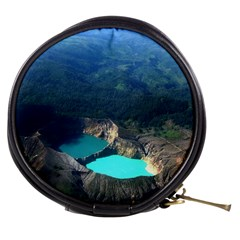 Kelimutu Crater Lakes  Indonesia Mini Makeup Bags