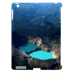 Kelimutu Crater Lakes  Indonesia Apple Ipad 3/4 Hardshell Case (compatible With Smart Cover)