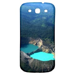 Kelimutu Crater Lakes  Indonesia Samsung Galaxy S3 S Iii Classic Hardshell Back Case by Nexatart