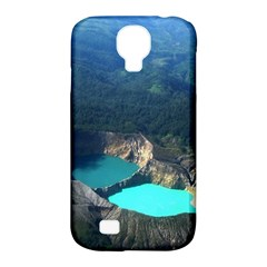 Kelimutu Crater Lakes  Indonesia Samsung Galaxy S4 Classic Hardshell Case (pc+silicone)