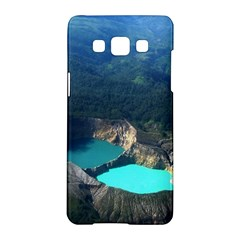 Kelimutu Crater Lakes  Indonesia Samsung Galaxy A5 Hardshell Case