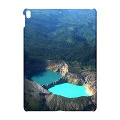 Kelimutu Crater Lakes  Indonesia Apple Ipad Pro 10 5   Hardshell Case by Nexatart