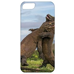 Komodo Dragons Fight Apple Iphone 5 Classic Hardshell Case