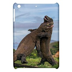 Komodo Dragons Fight Apple Ipad Mini Hardshell Case by Nexatart