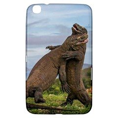 Komodo Dragons Fight Samsung Galaxy Tab 3 (8 ) T3100 Hardshell Case
