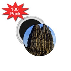 Prambanan Temple 1 75  Magnets (100 Pack)  by Nexatart