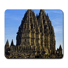 Prambanan Temple Large Mousepads by Nexatart