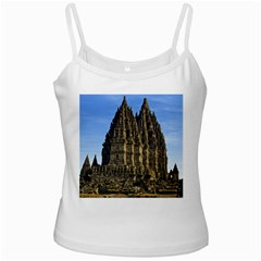 Prambanan Temple Ladies Camisoles by Nexatart