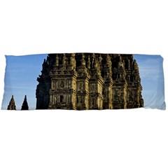 Prambanan Temple Body Pillow Case Dakimakura (two Sides) by Nexatart