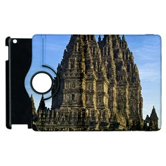 Prambanan Temple Apple Ipad 2 Flip 360 Case by Nexatart