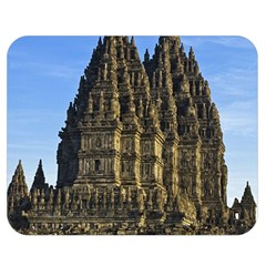 Prambanan Temple Double Sided Flano Blanket (medium)