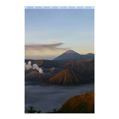 Sunrise Mount Bromo Tengger Semeru National Park  Indonesia Shower Curtain 48  X 72  (small)