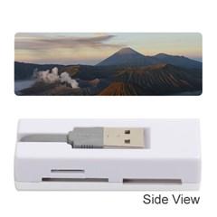 Sunrise Mount Bromo Tengger Semeru National Park  Indonesia Memory Card Reader (stick)