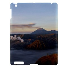 Sunrise Mount Bromo Tengger Semeru National Park  Indonesia Apple Ipad 3/4 Hardshell Case