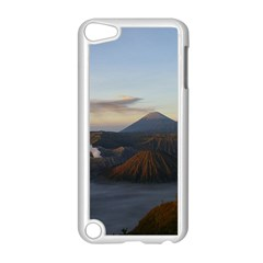 Sunrise Mount Bromo Tengger Semeru National Park  Indonesia Apple Ipod Touch 5 Case (white)