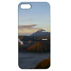 Sunrise Mount Bromo Tengger Semeru National Park  Indonesia Apple Iphone 5 Hardshell Case With Stand by Nexatart