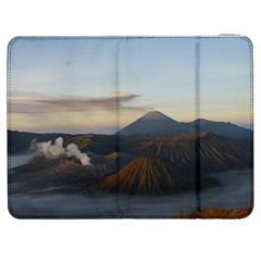 Sunrise Mount Bromo Tengger Semeru National Park  Indonesia Samsung Galaxy Tab 7  P1000 Flip Case