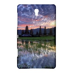 Tamblingan Morning Reflection Tamblingan Lake Bali  Indonesia Samsung Galaxy Tab S (8 4 ) Hardshell Case