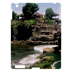 Tanah Lot Bali Indonesia Apple Ipad 3/4 Hardshell Case by Nexatart
