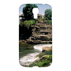Tanah Lot Bali Indonesia Samsung Galaxy S4 I9500/i9505 Hardshell Case by Nexatart