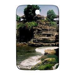 Tanah Lot Bali Indonesia Samsung Galaxy Note 8 0 N5100 Hardshell Case  by Nexatart