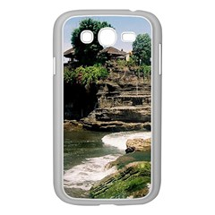 Tanah Lot Bali Indonesia Samsung Galaxy Grand Duos I9082 Case (white)