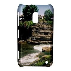 Tanah Lot Bali Indonesia Nokia Lumia 620