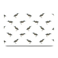 Exotic Birds Motif Pattern Plate Mats by dflcprints